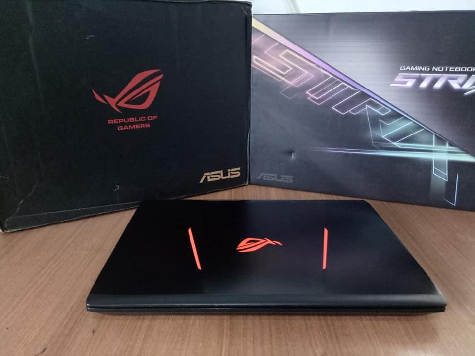 Asus RoG STRIX GL553VD - Duta Laptop
