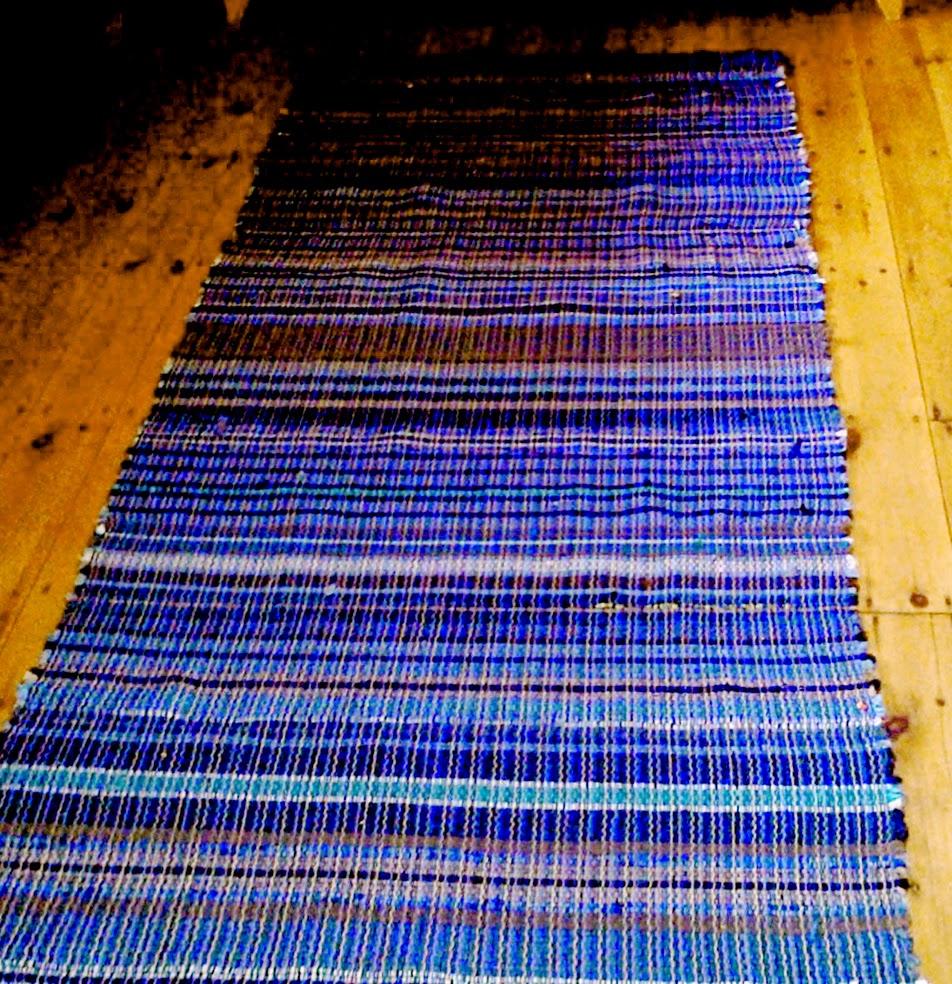 Rag Rug For Cabin By Helen Skelton
