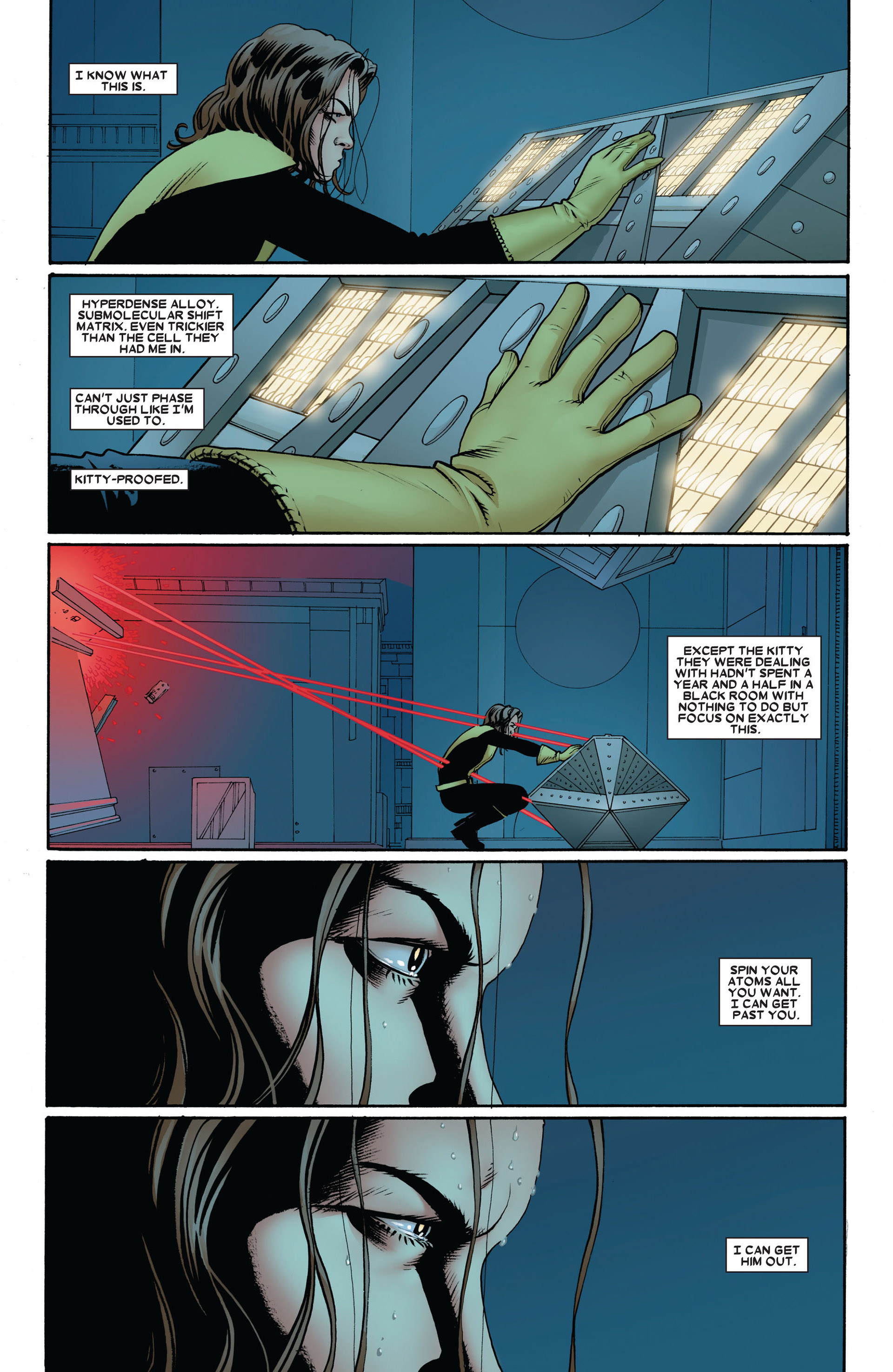 Read online Astonishing X-Men (2004) comic -  Issue #17 - 14