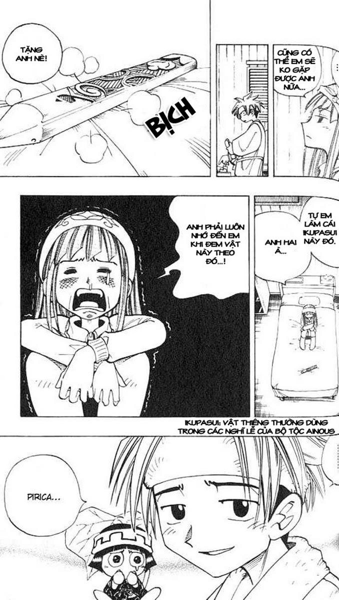 Shaman King [Vua pháp thuật] chap 77 trang 10