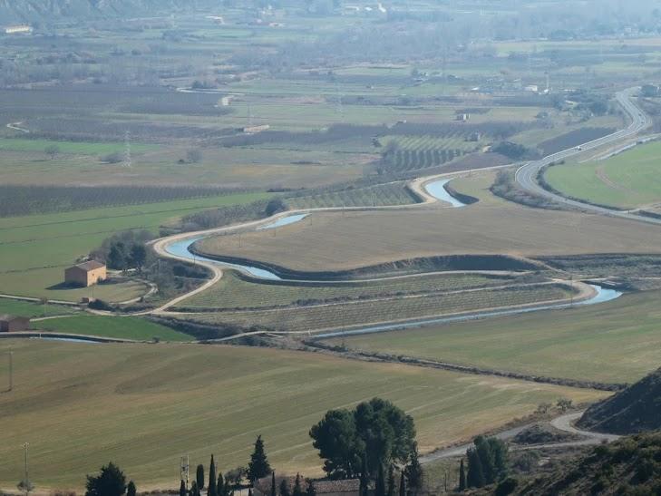 Canal de Piñana