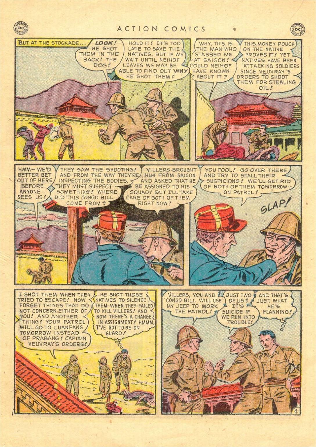 Action Comics (1938) 156 Page 28