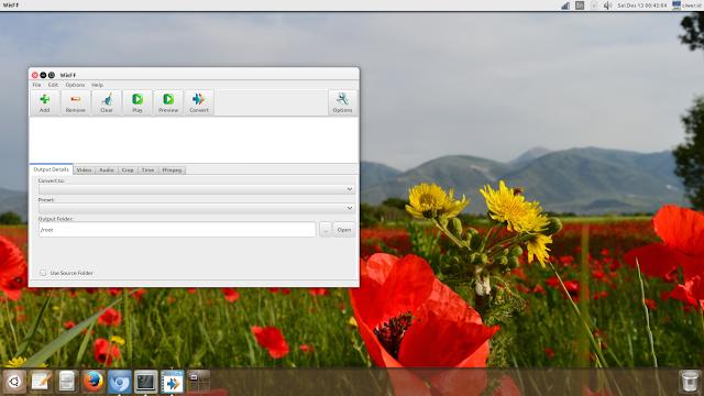 Cara Install WinFF FFMpeg (FFMpeg versi GUI) Linux Tutorial
