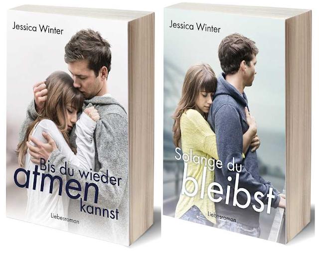 Jessica Winter - Bis du wieder atmen kannst + Solange du bleibst