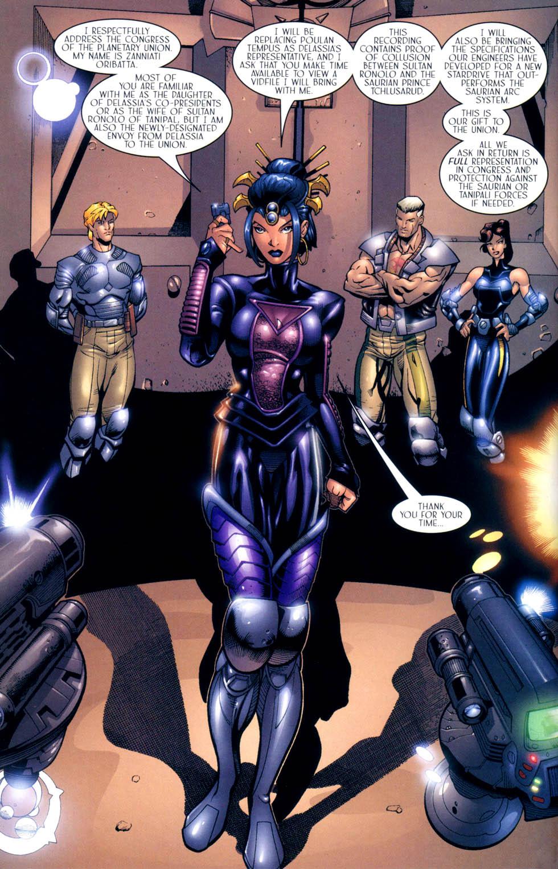 Read online Sigil (2000) comic -  Issue #10 - 9