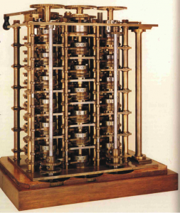 Menciptakan Difference Engine Asal Usul Komputer
