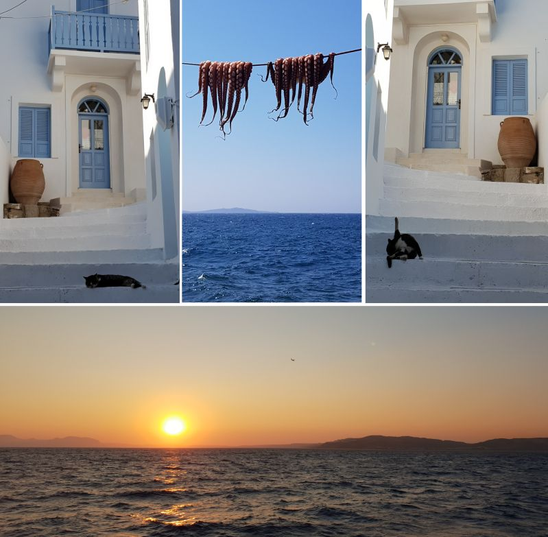 Eindrücke Nisyros bei Kos September 2018