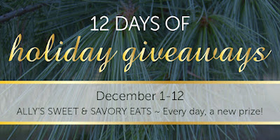 My Favorite Things Giveaway...12 Days of Holiday Giveaways...Doe A Deer, Local Live Honey, CocoRoo Body, Dirt Road Candle Co, Amazon. (sweetandsavoryfood.com)