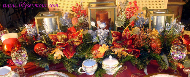 Holiday Christmas China