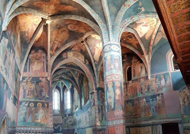 castillo lublin capilla santa trinidad
