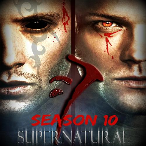 World R.Winchester: 10ª Temporada De SUPERNATURAL ...