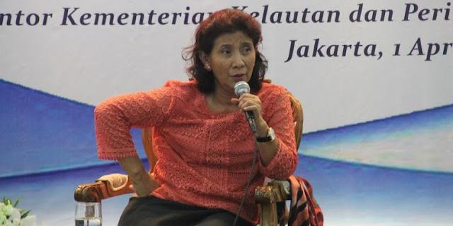 Menteri Susi, Kalau Nelayan Tak Suka Ahok Jangan Demo Anarkis! Tapi Pakai Cara Intelek di Pilkada