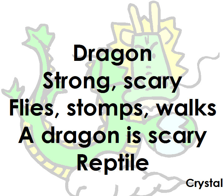 Poems About Dragons 2