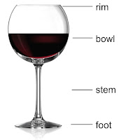 Anatomy of a Wine Glass