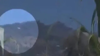 LoC on Pakistan's helicopter in Indian border