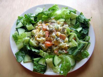 Russian Salad, russian salad dressing