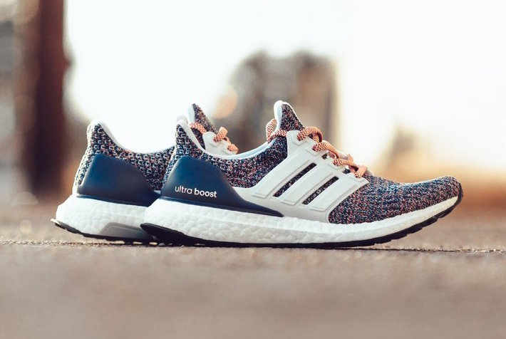 "b0db92a7a The adidas Ultra Boost 4.0 receives another ""Multi-Color"" makeover as an  expansion to their women s winter lineup. This latest adidas Ultra Boost  rendition ..."