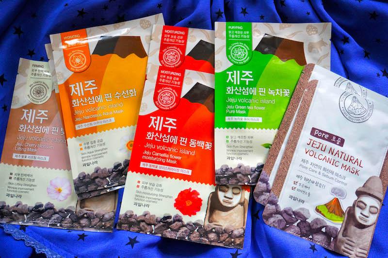 tanie maseczki w płachcie sheet mask Welcos Kwailnara asian skin care koreańskie kosmetyki pielęgnacja koreańska kbeauty