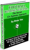 Football betting success