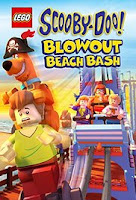 LEGO: Scooby-Doo! Blowout Beach Bash (2017) Poster