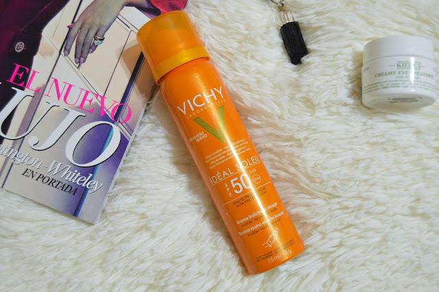 Vichy Ideal Soleil Sunscreen