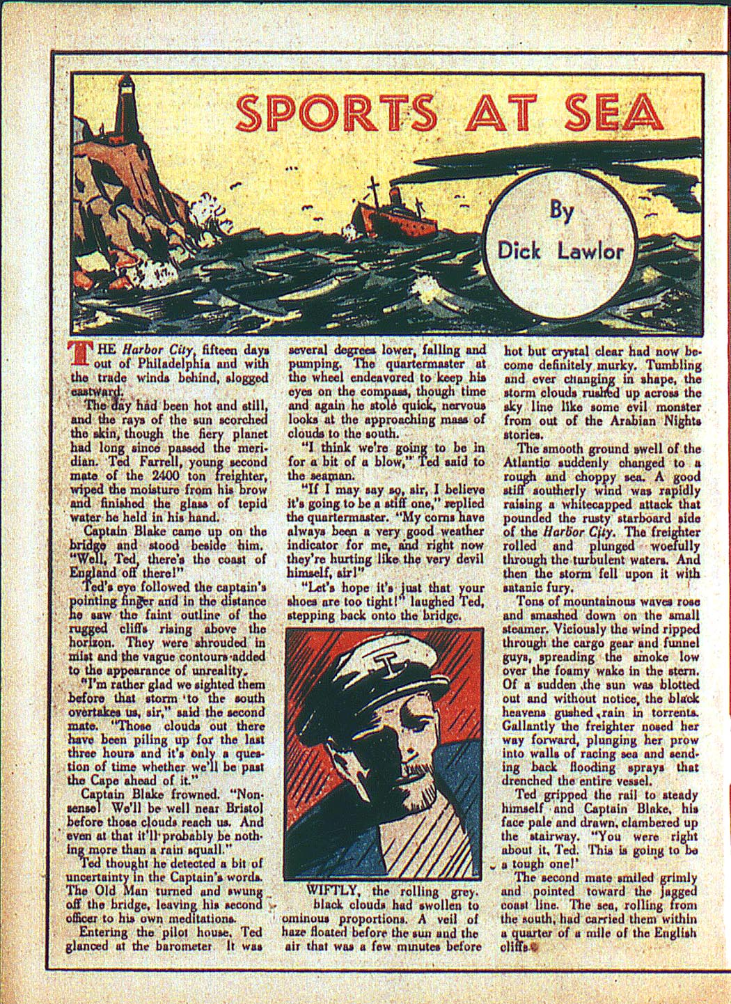 Read online Action Comics (1938) comic -  Issue #3 - 34