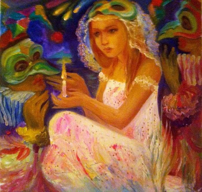 Женщины в современном мире. Нигяр Нариманбекова