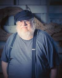What is the height of George R. R. Martin?
