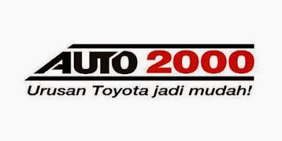 Lowongan Kerja Toyota Auto 2000