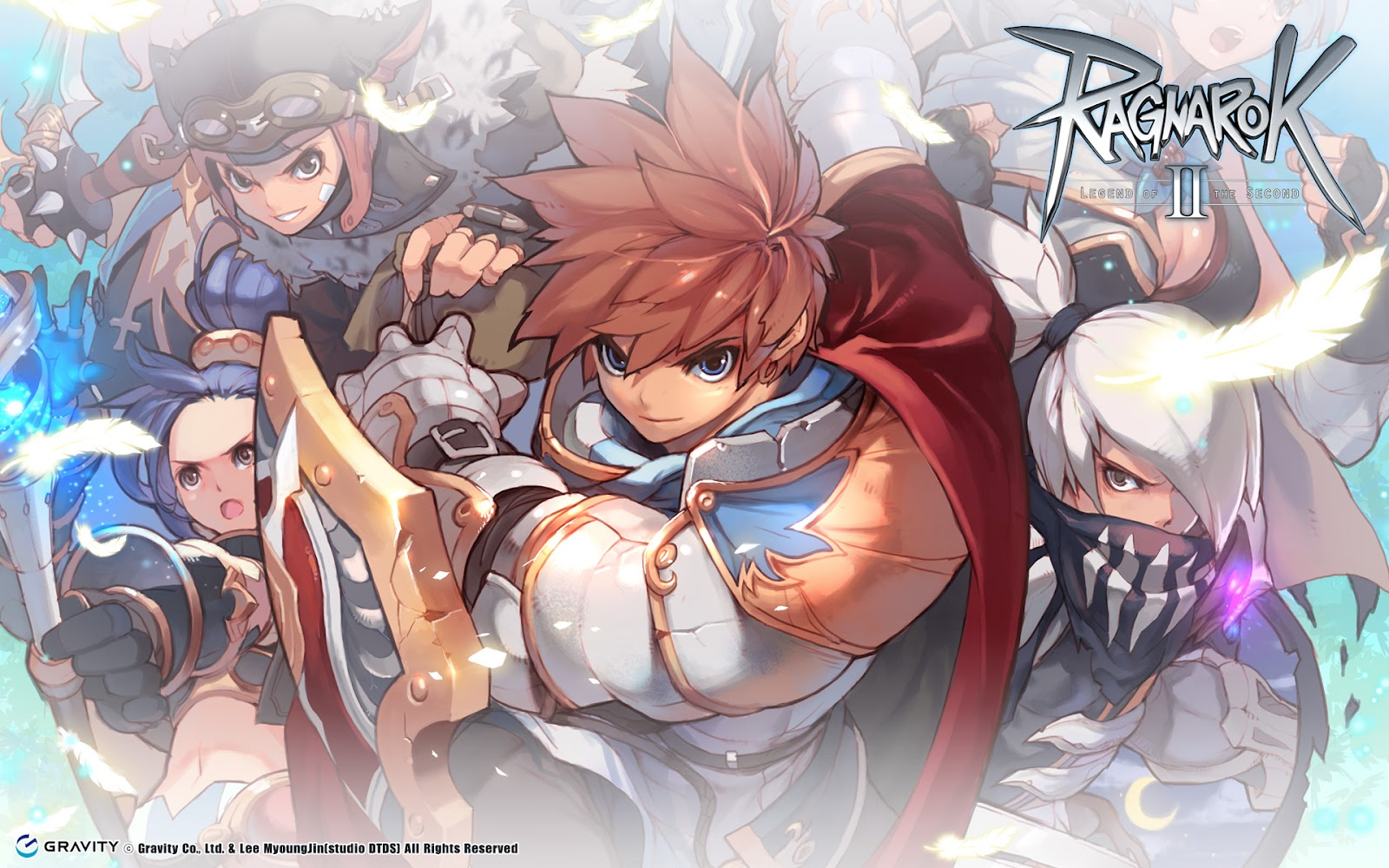 Ragnarok online 2 legend of the second sword ragnarok - Ragnarok wallpaper ...