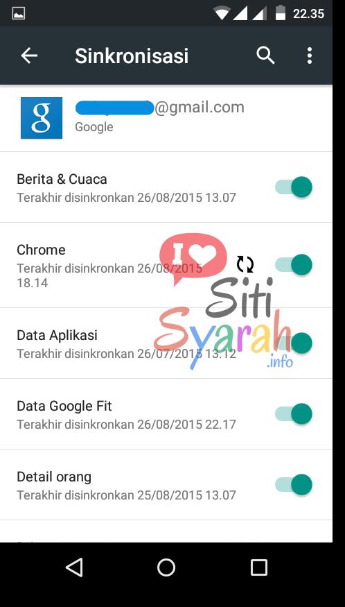 apakah android selalu online