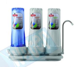 فلتر مياه فريش 3 مراحل