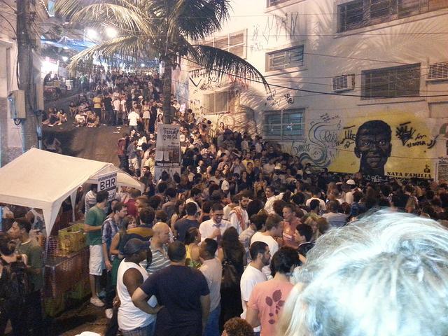 Rio De Janeiro : Where To Party ?