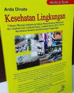 Buku Kesehatan Lingkungan