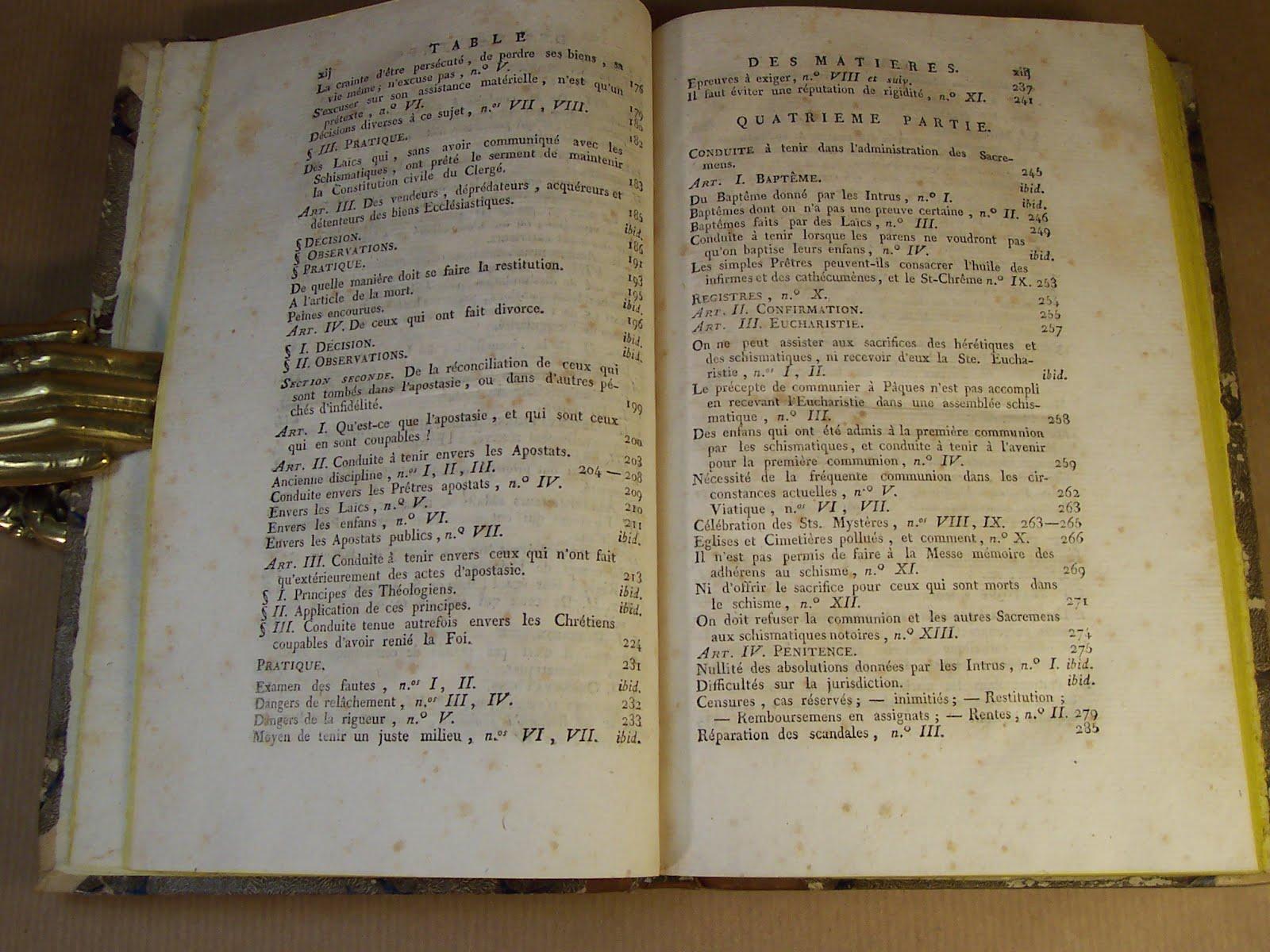 prêtres réfractaires en 1792