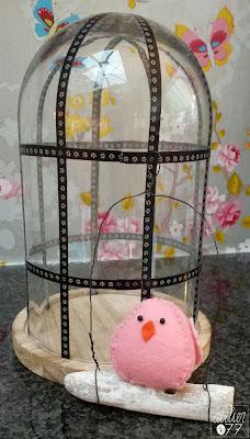 DIY vogelkooi vogelkooitje atelier077 atelier 077