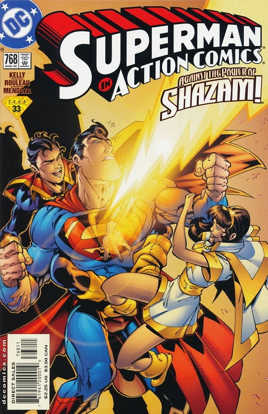Action Comics Vol. 1 #768
