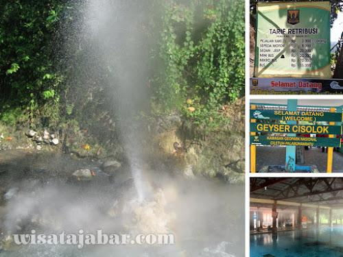 Air panas Cisolok Sukabumi