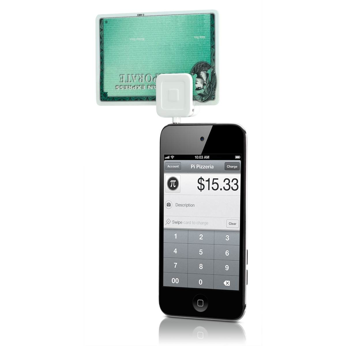 credit card swiper for iphone apple sells square credit card reader for iphone ipod 16844
