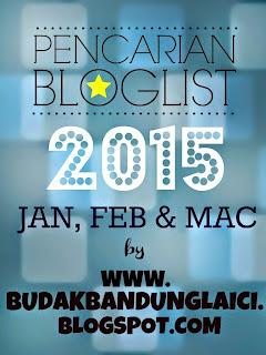 Pencarian Bloglist 2015 By BBL - Contest