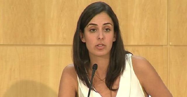 """Rita Maestre: """"La multa de 18,4 millones al Real Madrid se utilizará para gasto social"""""""