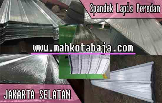 Harga Atap Spandek Lapis peredam Jakarta Selatan