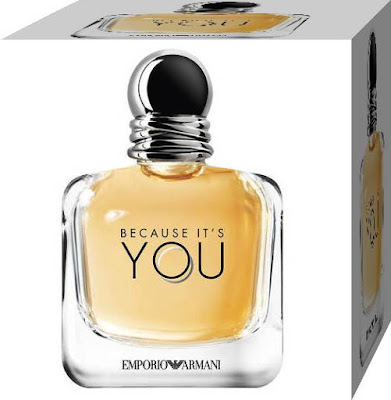 pareri forumuri parfum dama Armani Because It's You pret ok