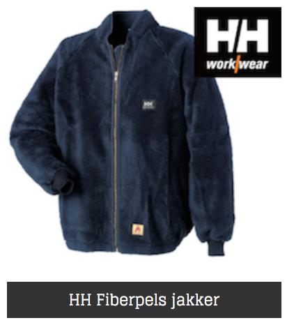 Helly Hansen fiberpels jakker