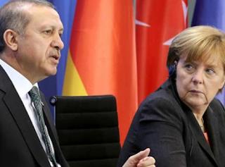 أردوغان: لدينا نهج مماثل مع ألمانيا بشأن سوريا