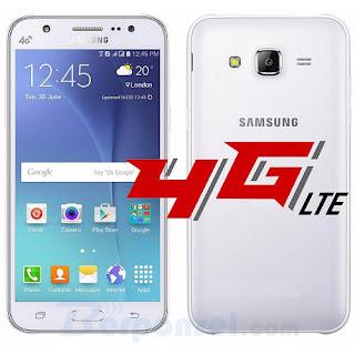 Cara Mengaktifkan Fitur 4G Only di Samsung J5 tanpa Root