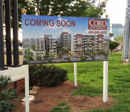 New Apartment Complex: Atlanta: Yet Another New Apartment