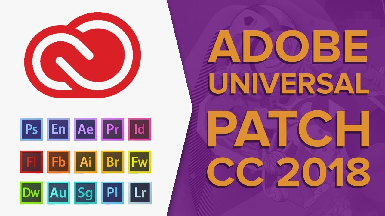 adobe creative cloud 2018 + crack win-mac direct download