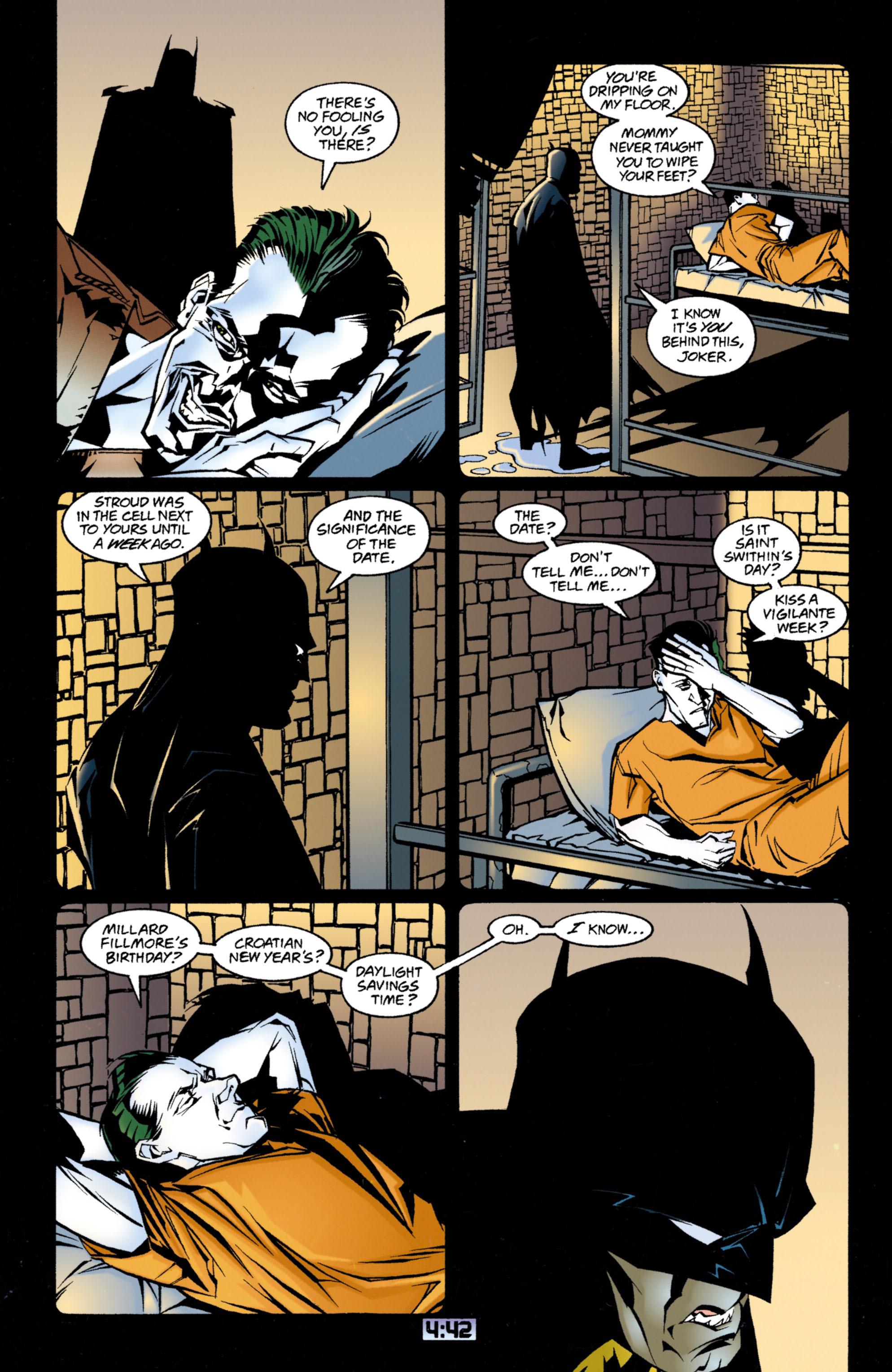 Detective Comics (1937) 726 Page 4