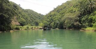 Loboc River - Bohol
